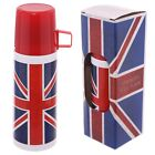 Royalist British Union Jack Thermal Flask With Cup