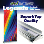 Premium Legenda Top Quality Roller Banner Roll Up/Pull Up Exhibition Stand