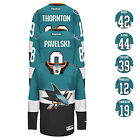 2015 San Jose Sharks NHL Stadium Series REEBOK Premier Jersey Collection Mens