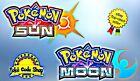 SUN & MOON BASE Booster Code Cards - New Pokemon Online TCG Email Codes XY TCGO