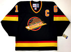 TREVOR LINDEN VANCOUVER CANUCKS CCM VINTAGE JERSEY WITH C NEW