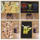Pokemon Go Cute Anime Manga Velboa Floor Rug Carpet Room Doormat Non-slip Mat