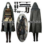 Scientist Sofia Knight Templar Assassin Women Cosplay Costume Deluxe Outfit
