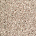 SPLENDID SAXONY Vanilla Cream Stainclear Carpet Felt Back Lounge Bedroom Stairs