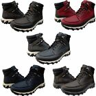 Rockport Mens Cold Springs Plus Moc Toe Lace Up Waterproof Hiking Boots Shoes