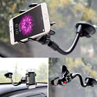 For iPhone 11 Pro Max XS 8 Plus 360° Universal Car Windshield Mount Holder Stand