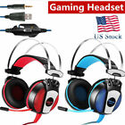 EACH Surround Gaming Headsets Stereo Headphones for PS4 New Xbox One PC with Mic