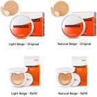 Natural Tinted 100% Physical Sun Cover Cushion 17g Brighten Anti-aging Sunscreen