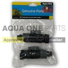 Aqua One Replacement filter taps to suit CF1000/1200 Advance 1050 /1250 FREEPOST