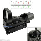 Hunting 4 Type Reticle Red Green Dot Sight for 20mm Picatinny Weaver Rail #j13