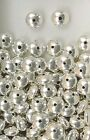 925 Sterling Silver 10mm Plain Rondelle Spacer Beads, Choice of Lot Size & Price