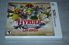 Hyrule Warriors Legends (Nintendo 3DS, 2016) Brand New Factory Sealed