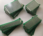 4pcs  8pcs  20pcs 40pcs Double-side Protoboard Circuit Prototype DIY PCB Board