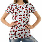 Cherry Women's Clothing T-Shirts Tee b1 acr02483