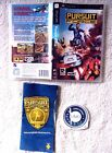 43358 Pursuit Force - Sony PSP Game (2005) UCES 00019