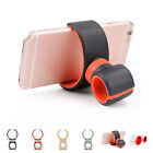 Portable 360°Rotation Double C-shaped Non-Slip Smartphone Stand Holder Universal