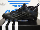 NEW ADIDAS Crazyquick 2.0 Men's Football Cleats - Black/Black;  S83665