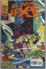 Black Axe #4, Vintage Marvel comic book from July 1993