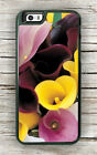 FLOWER CALLA LILY #5 CASE FOR iPHONE 7 OR 7 PLUS -jkdr4Z