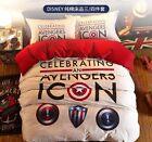 Celebrating An Avengers Icon Queen Bed Quilt Cover Set - Flat or Fitted Sheet
