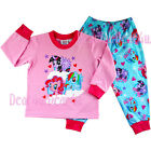 new kids Girls My Little Pony spring autumn long sleeve pyjama pjs size 2-6 AU