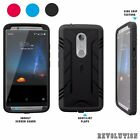 POETIC Revolution 3 Color【Shockproof Complete Protection】TPU Case For ZTE AXON 7
