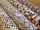 tapestry upholstery curtain blind fabric 140cm wide harlequin, geomatrical