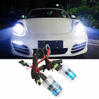 H7 H3 H11 Xenon Conversation Headlights 55W 12000K HID Replacement Bulbs Blue