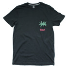 Volcom Mag S/S Pocket T-Shirt - Black