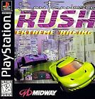 San Francisco Rush Extreme Racing (Sony PlayStation 1, 1998) PS1 GAME COMPLETE
