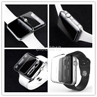 Useful Ultra Thin Clear Case Cover Protective Bumper For Apple Watch 38/42mm AU