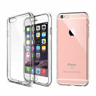 Ultra-Thin Clear Soft Silicone TPU Gel Transparent Case Cover For iPhone7/7Plus