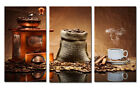 Framed Printed Picture Machine Coffee Cup Art Wall Canvas home Decor poster
