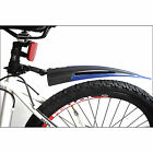 New Adjustable Cycling Front/Rear Fenders Mudguards Mountain Bike Road Bike Set