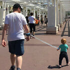 Внешний вид - Anti-Lost Band Baby Kid Child Safety Harness Anti Lost Strap Wrist Walking Leash