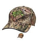 G Loomis Skeleton Fish Logo Flex Camo Cotton Baseball Cap Hat