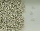 925  Sterling Silver 3mm Crimp Covers, Choice of Lot Size & Quantity