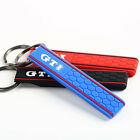 Silicone Rubber Keyring Key Ring Keychain Key Chain Keyfob For GTI Golf MK2 MK3