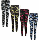 LADIES CASUAL FIT HAREM TROUSERS WOMENS CAMOUFLAGE PRINT UK 6 8 10 12 BNWT