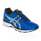 Asics GEL-GALAXY 8 Mens Blue Cushioned Running Road Sports Shoes Trainers