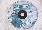 44012 Spec Ops Airborne Commando - Sony Playstation 1 Game (2002) SLES 03891