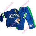 Buzz light year Boys winter fleece outfit jacket set size 2-6 kids clothing new