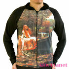 Waterhouse Lady of Shalott Sweater Jacket Top Shirt Mens Fine Art Print Costume