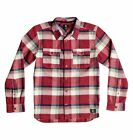 DC Shoes™ Marsha Flannel - Long Sleeve Shirt - Garçon