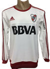 2017 RIVER PLATE TRAINING SWEATSHIRT WITH SPONSORS ALL SIZES