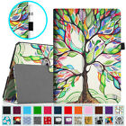 For Apple iPad Leather Smart Case Cover Stand Standing Protector Wake/Sleep