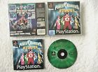 29020 Power Rangers Lightspeed Rescue - Sony Playstation 1 Game (2000) SLES 0328