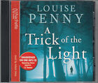 Louise Penny A Trick Of The Light MP3 CD Audio Book Gamache 7 Unabridged