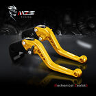 MZS Short Clutch Brake Levers For Honda CBR900RR CBR 600 F2, F3, F4, F4i 1991-2007
