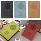 Retro Style PU Leather Stand Book Case Cover For iPad 2 3 4 Air1/Air2 mini 2 3 4